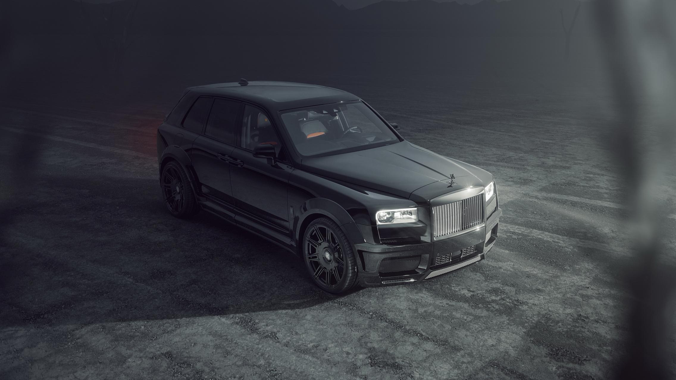 Widebody Rolls-Royce Cullinan price
