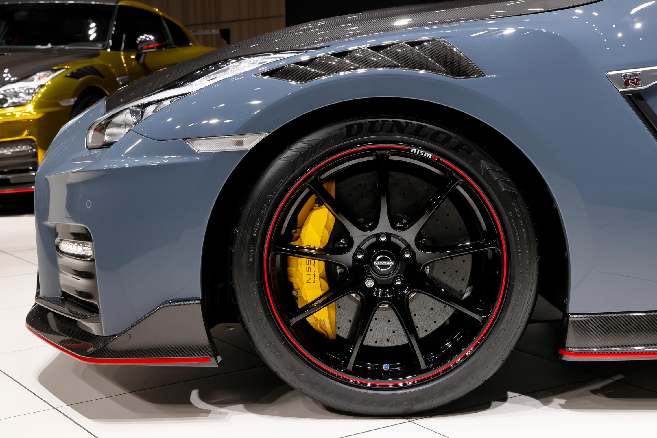 2022 Nissan GT-R Nismo RAYS