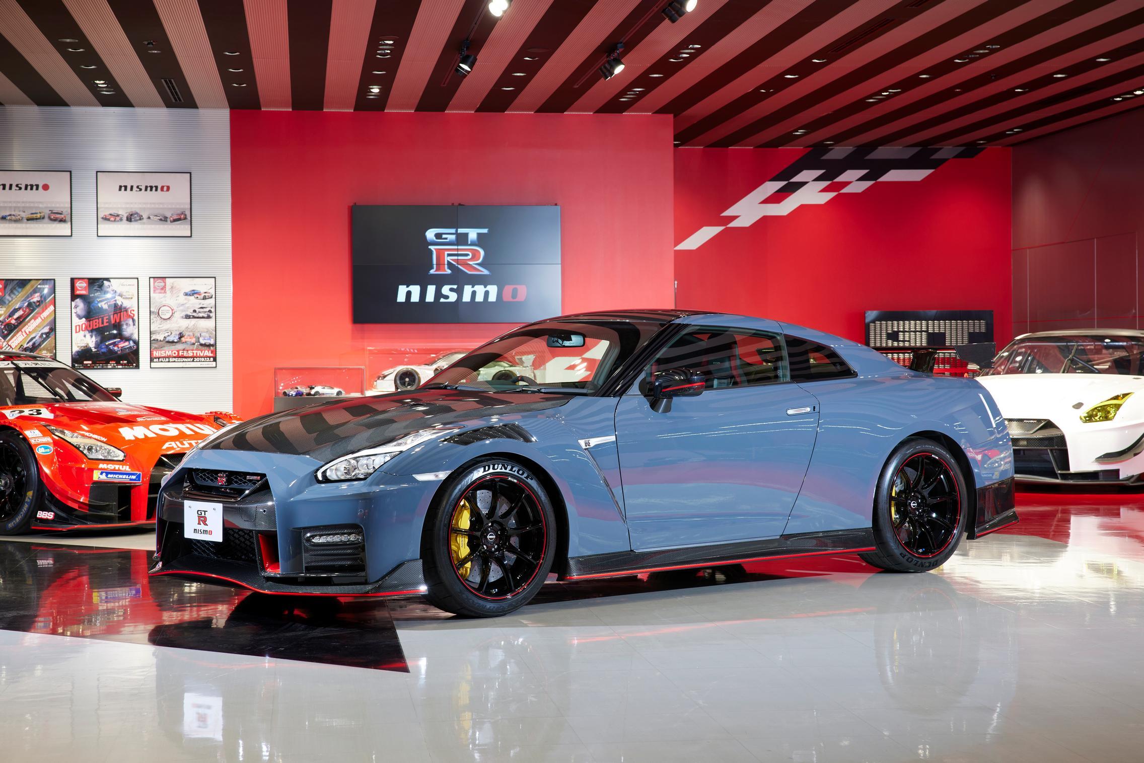 2022 Nissan GT-R Nismo specs