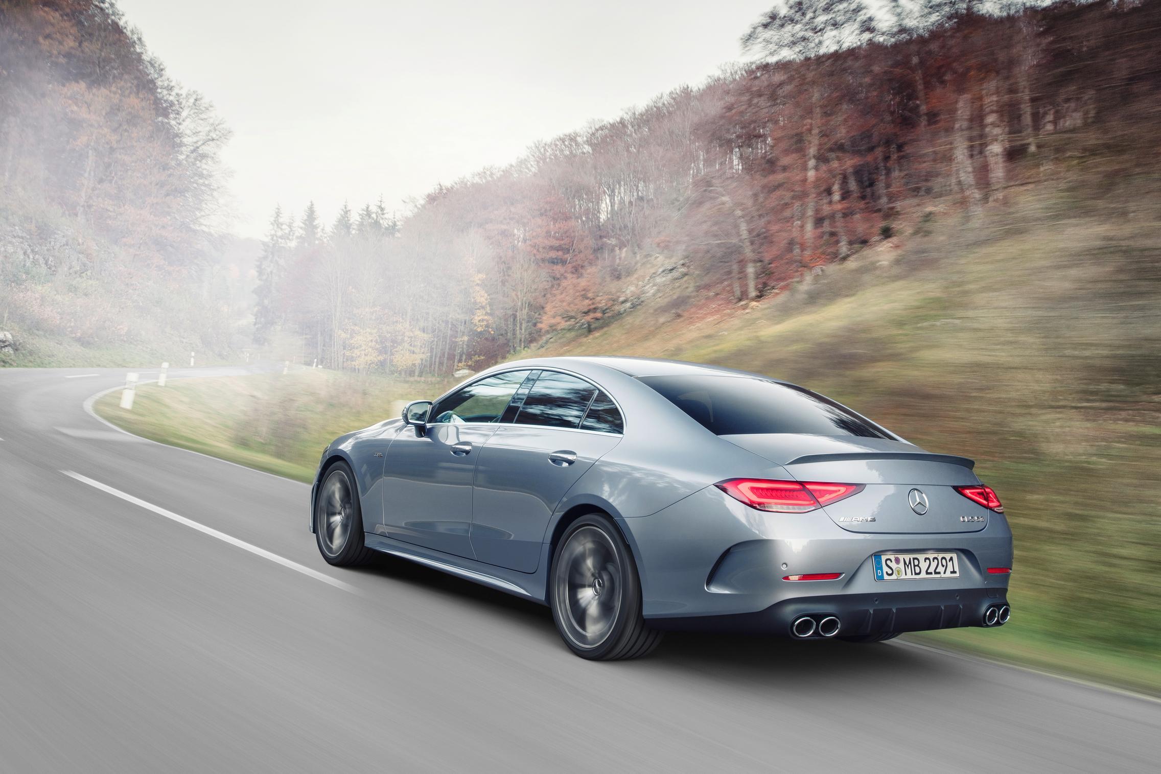 2022 Mercedes-AMG CLS 53