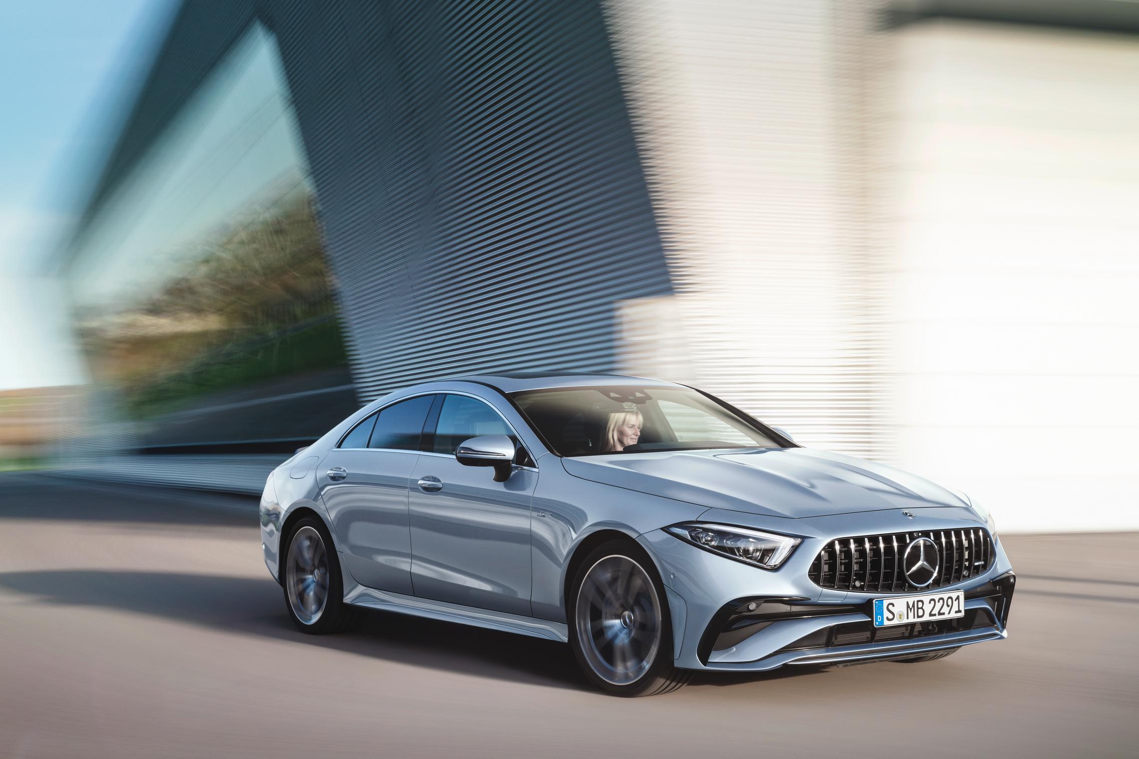 2022 Mercedes-AMG CLS 53 specs