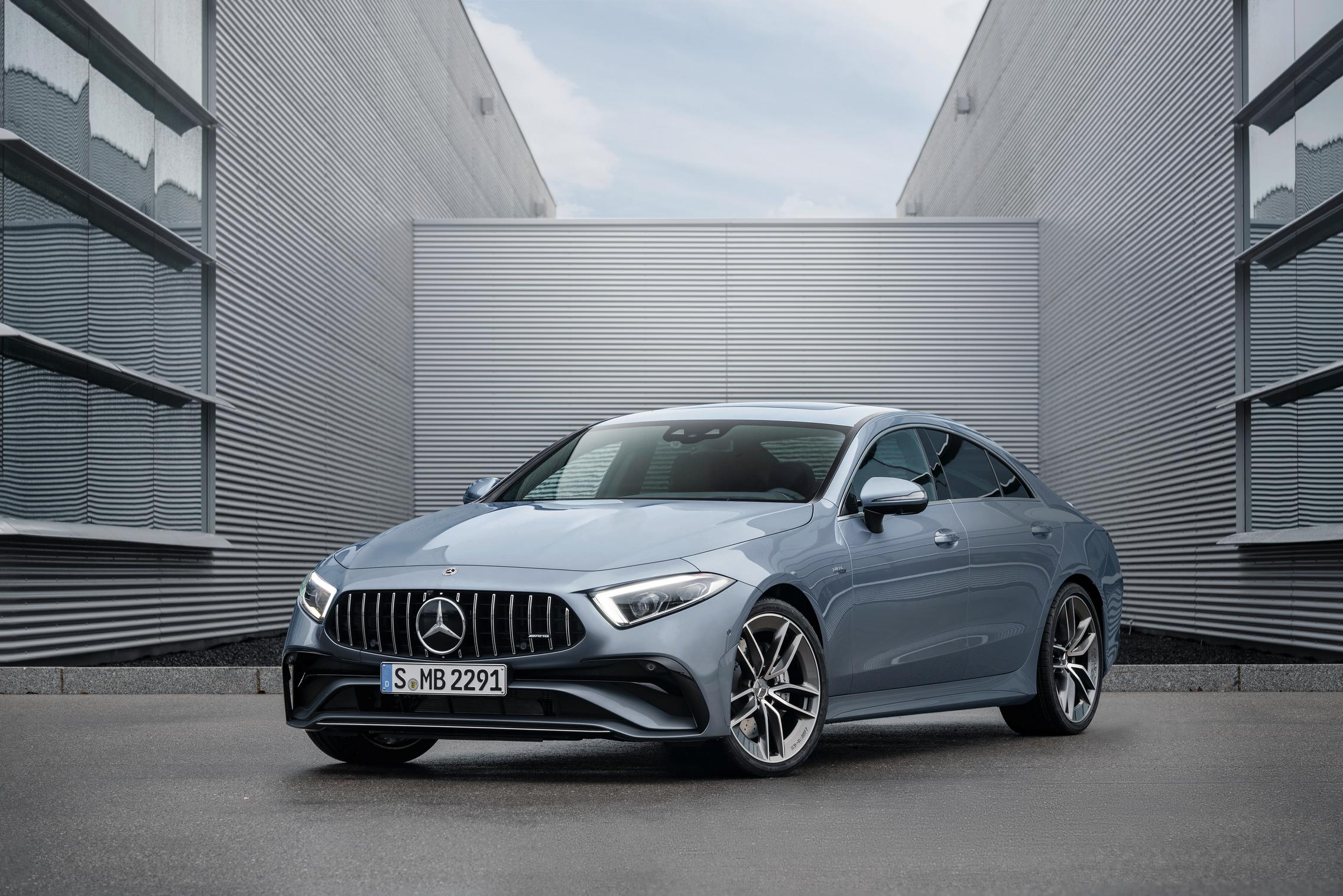 2022 Mercedes-AMG CLS 53 price