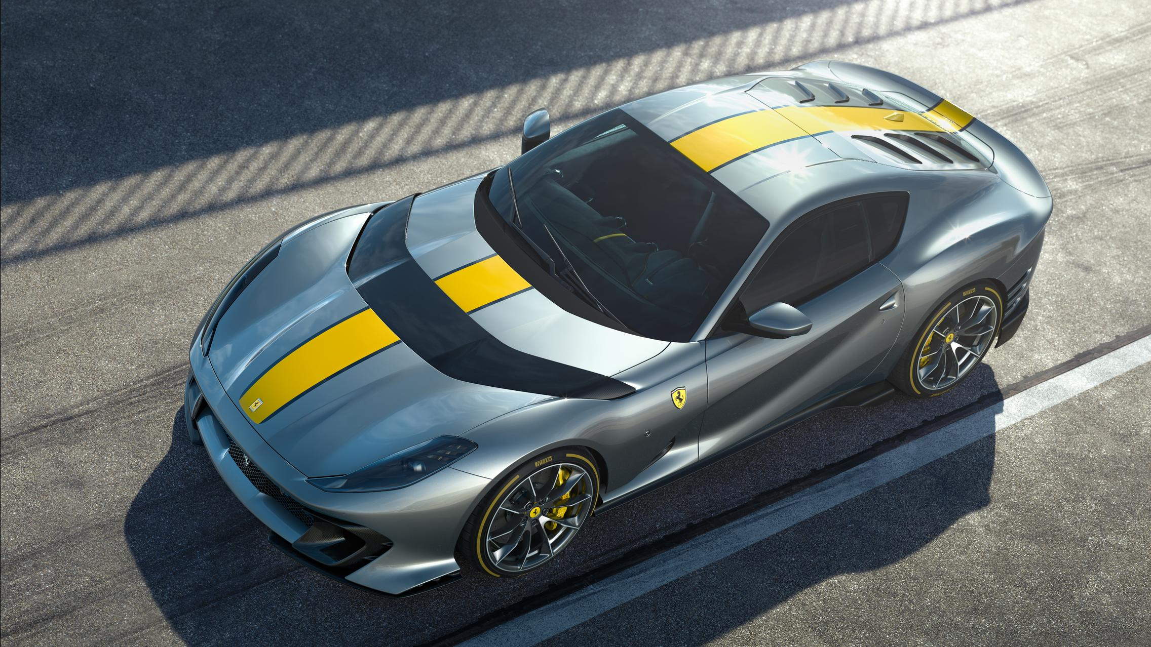 Ferrari 812 VS specs