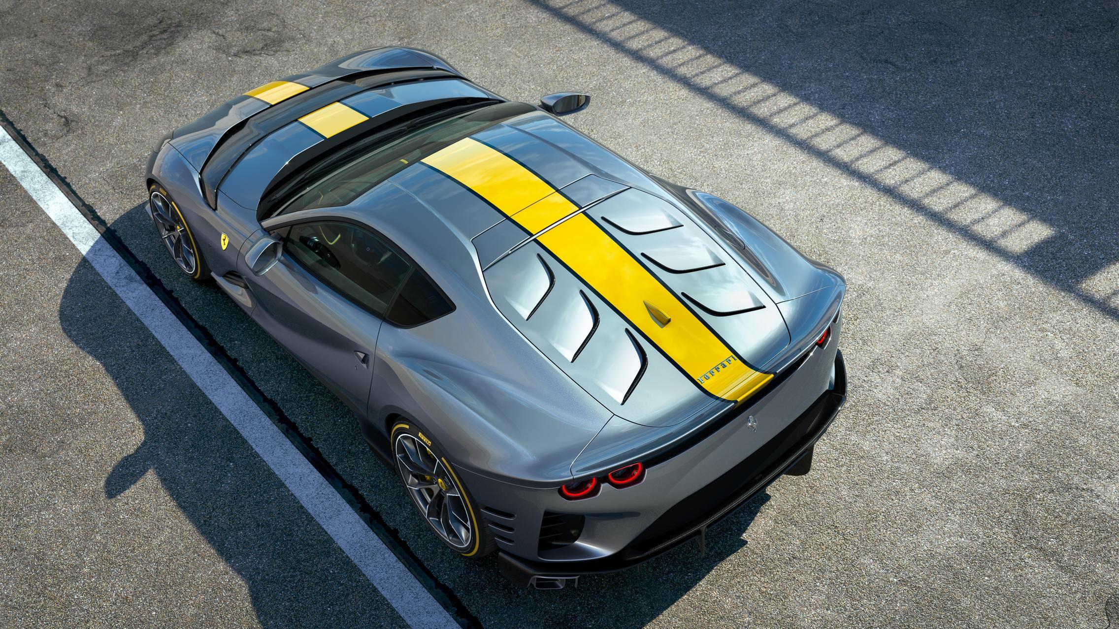 Ferrari 812 VS price