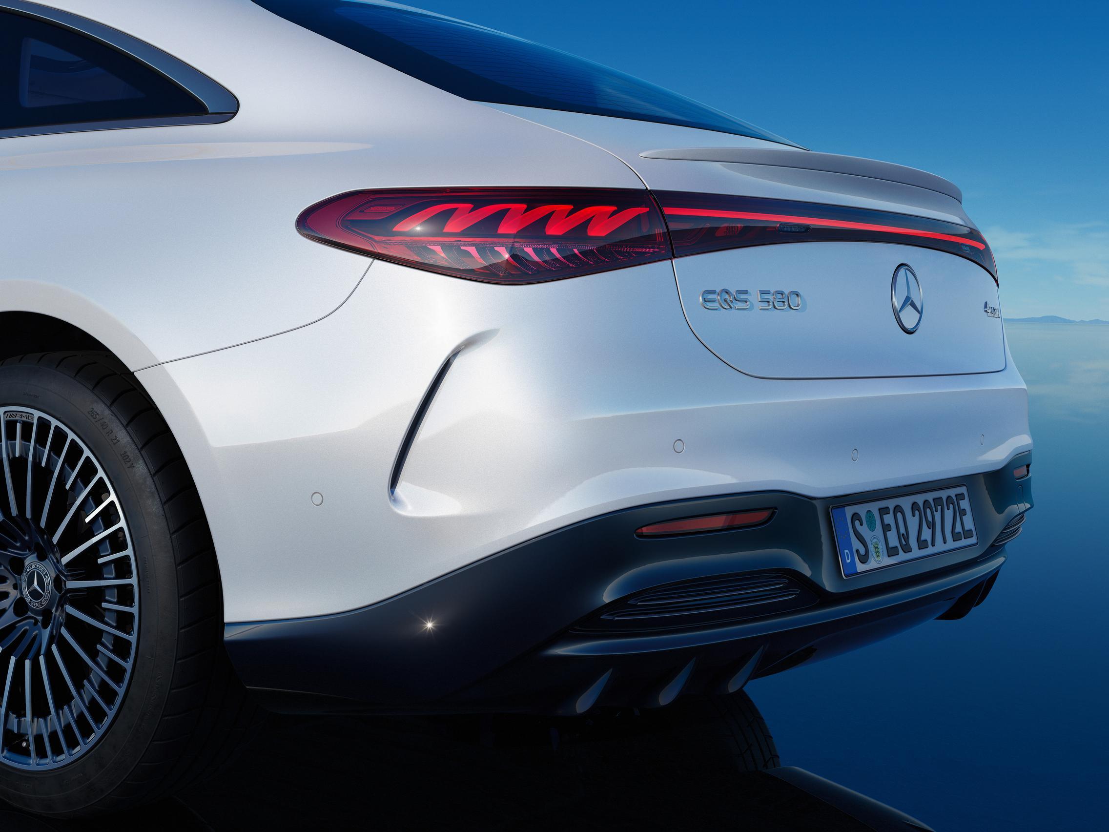 Mercedes EQS 450