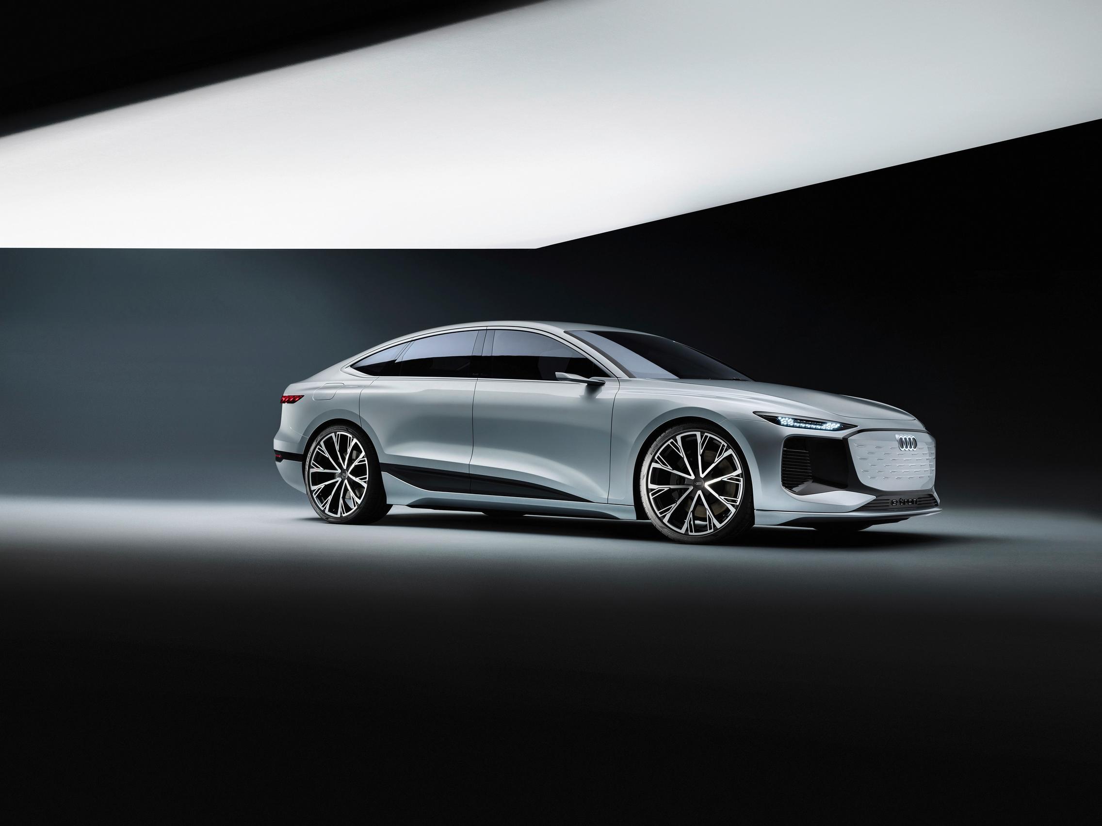 Audi A6 e-tron Concept wheels