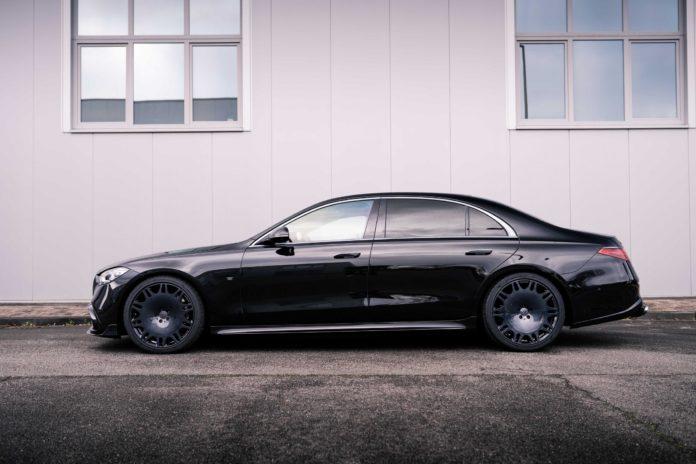 Brabus S-Class Full Black