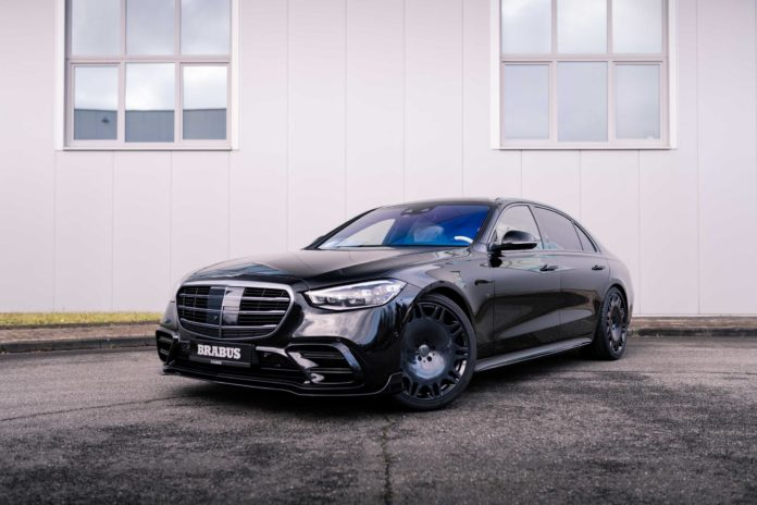 New S-Class Has a Brabus Package Already – S500 Now Produces 500hp