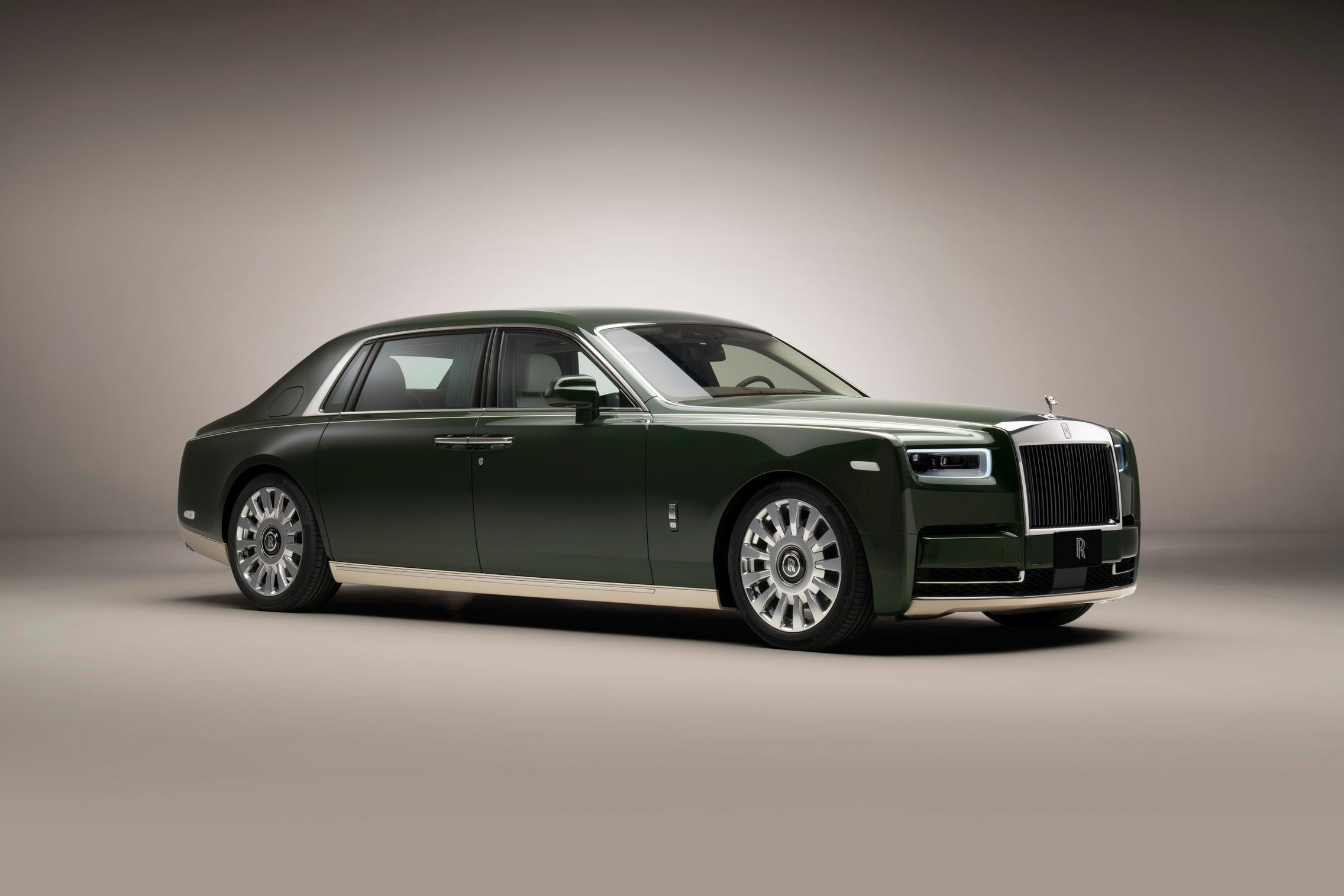Hermes Rolls-Royce Phantom