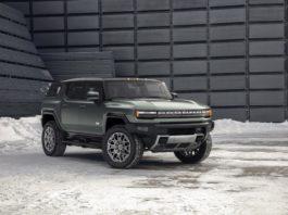 Hummer EV SUV 2024