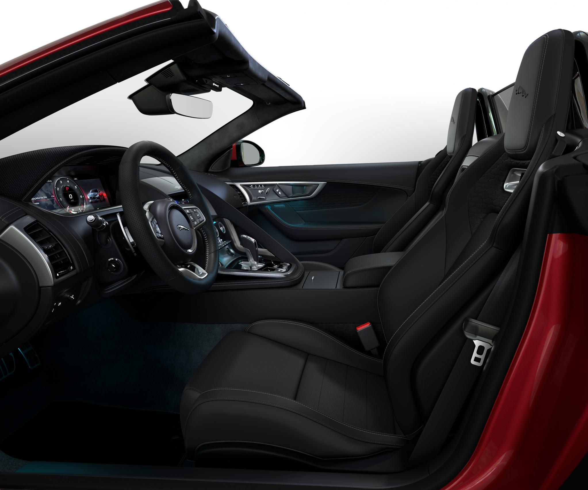 Jaguar F-Type P300 R-Dynamic convertible
