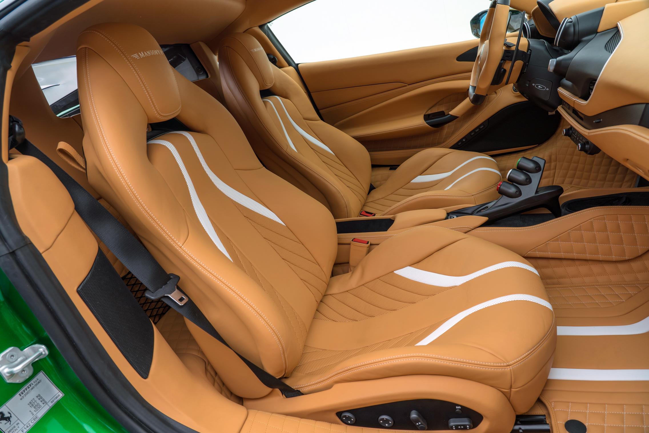 Mansory Seats