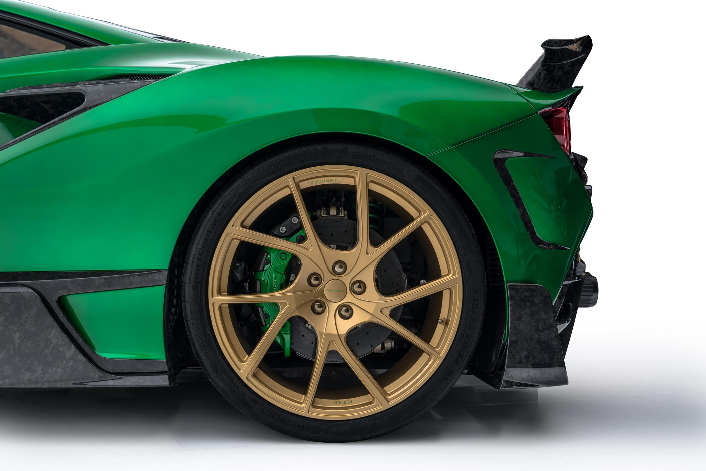 Mansory Wheels