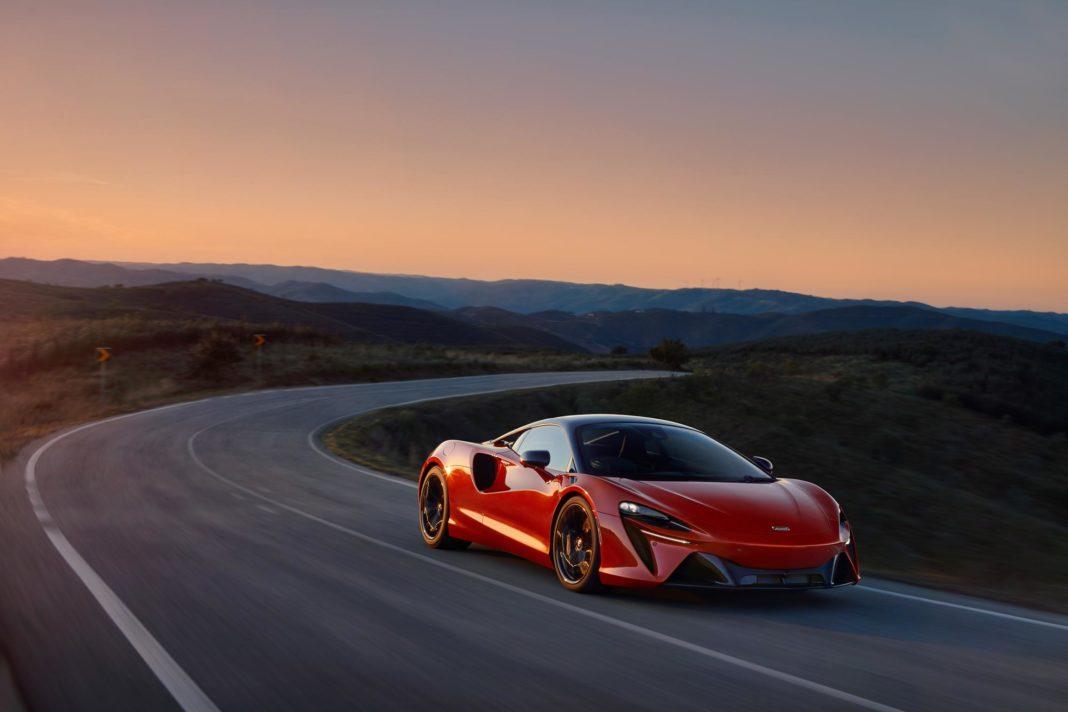 McLaren Artura price