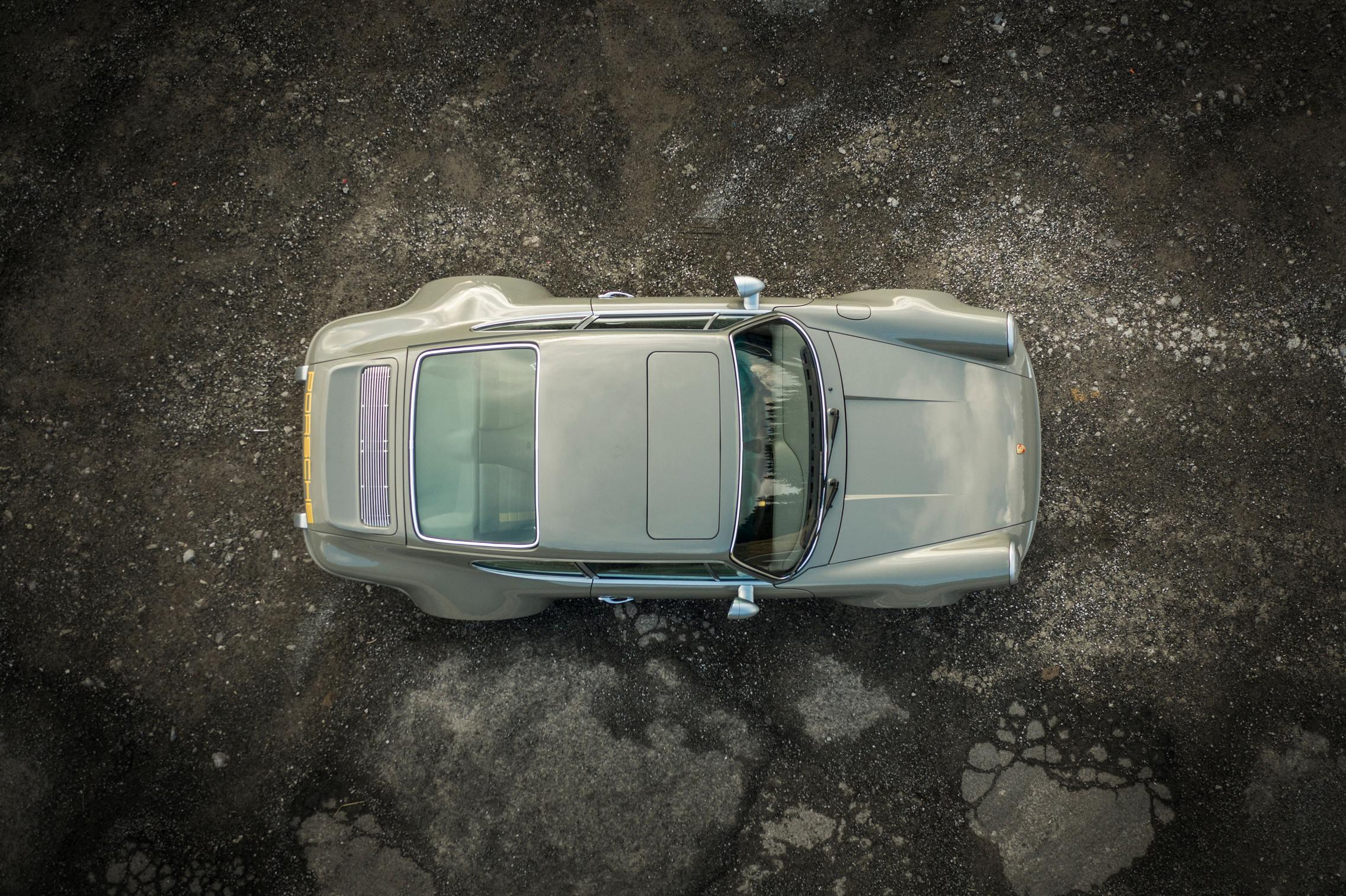 Porsche 964 roof