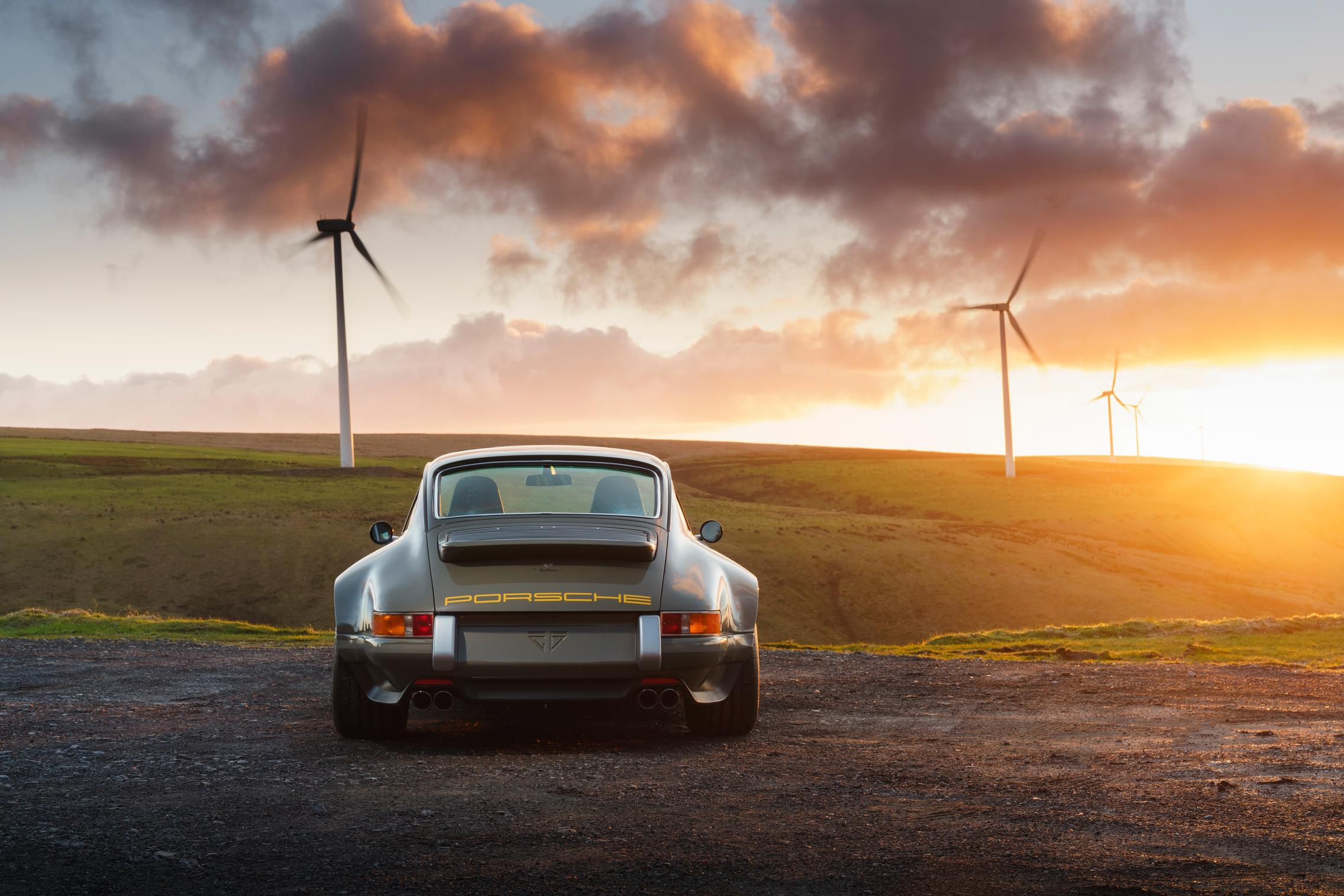 Porsche 964 wallpaper