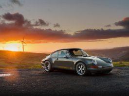 Restored Porsche 964