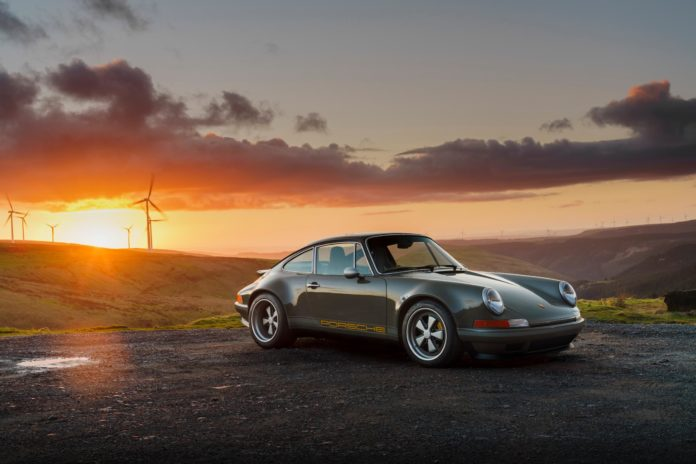 UK Company Takes on Singer with Bespoke Porsche 911 – From $450k