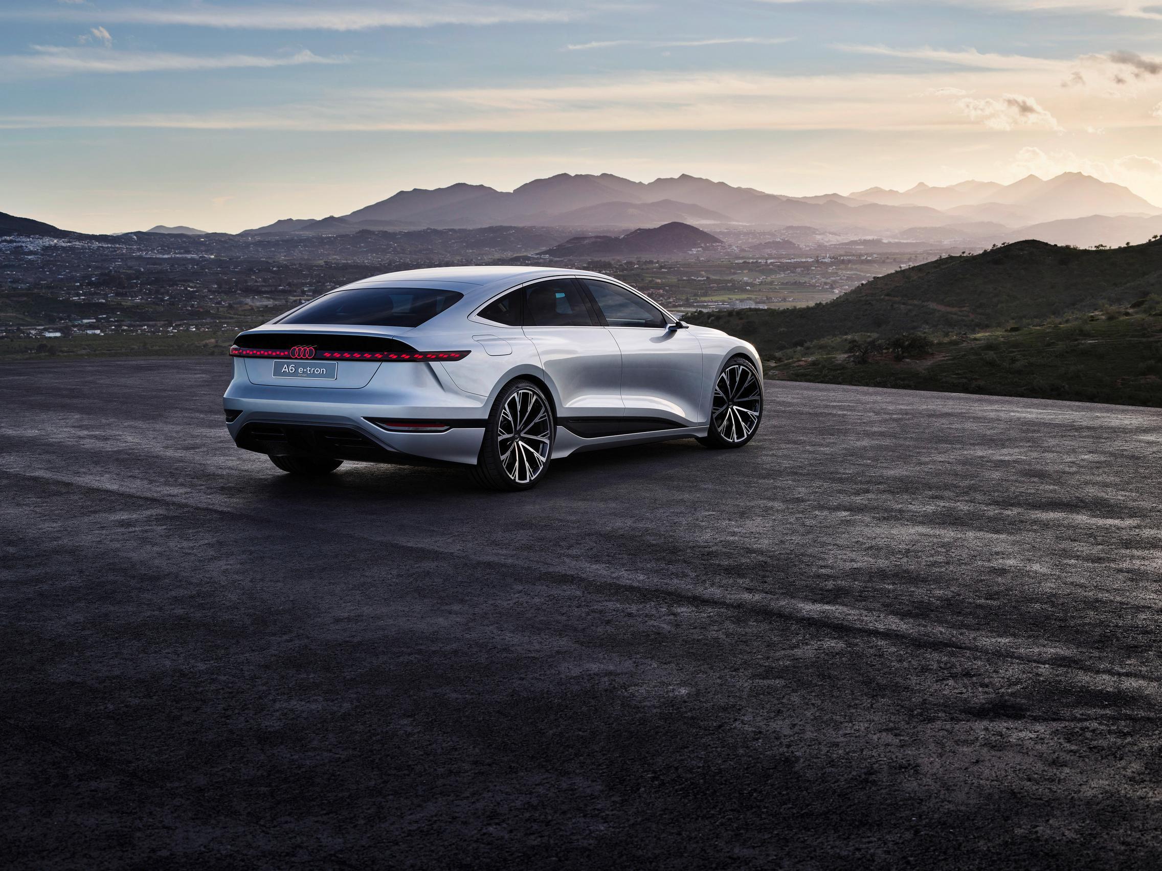 2022 Audi A6 e-tron