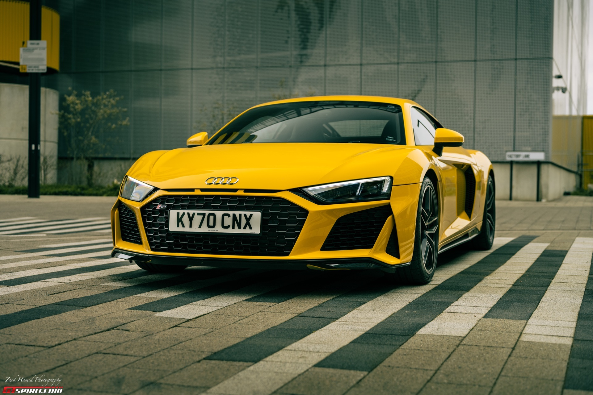 2020 Audi R8 Rear Wheel Drive Review