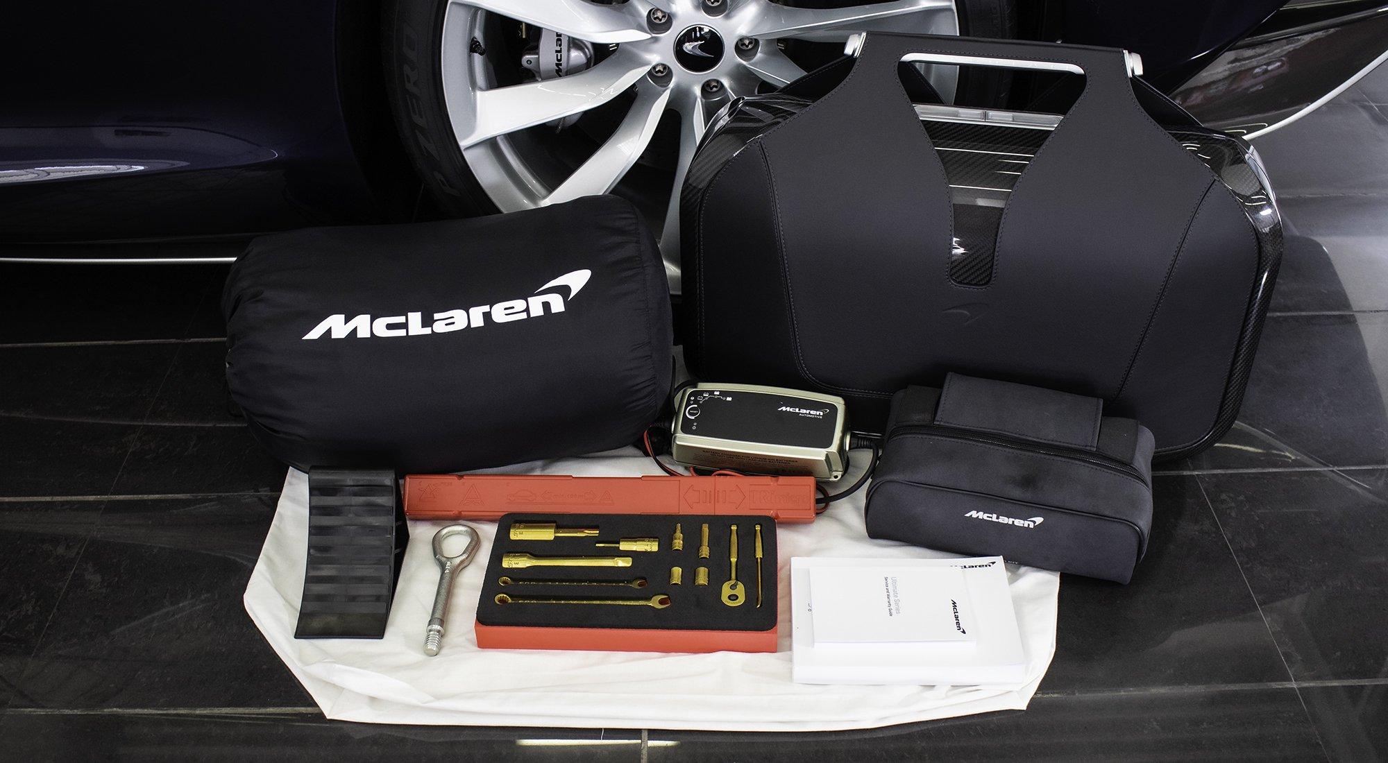 McLaren Speedtail Set