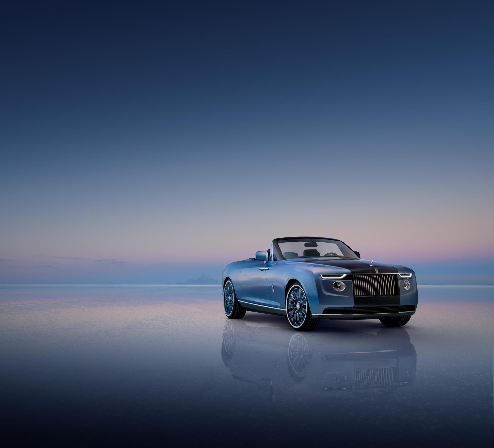 2021 Rolls-Royce Boat Tail