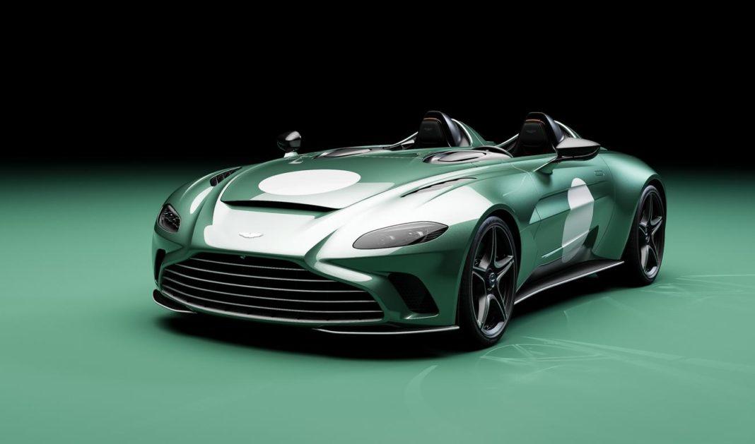 Aston Martin V12 Speedster price