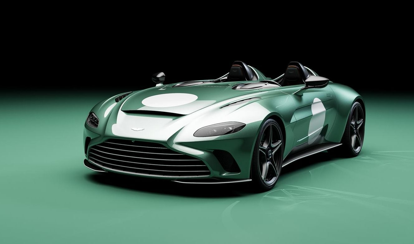 Aston Martin V12 Speedster: Deliveries to Begin Soon, 88 Cars Worldwide