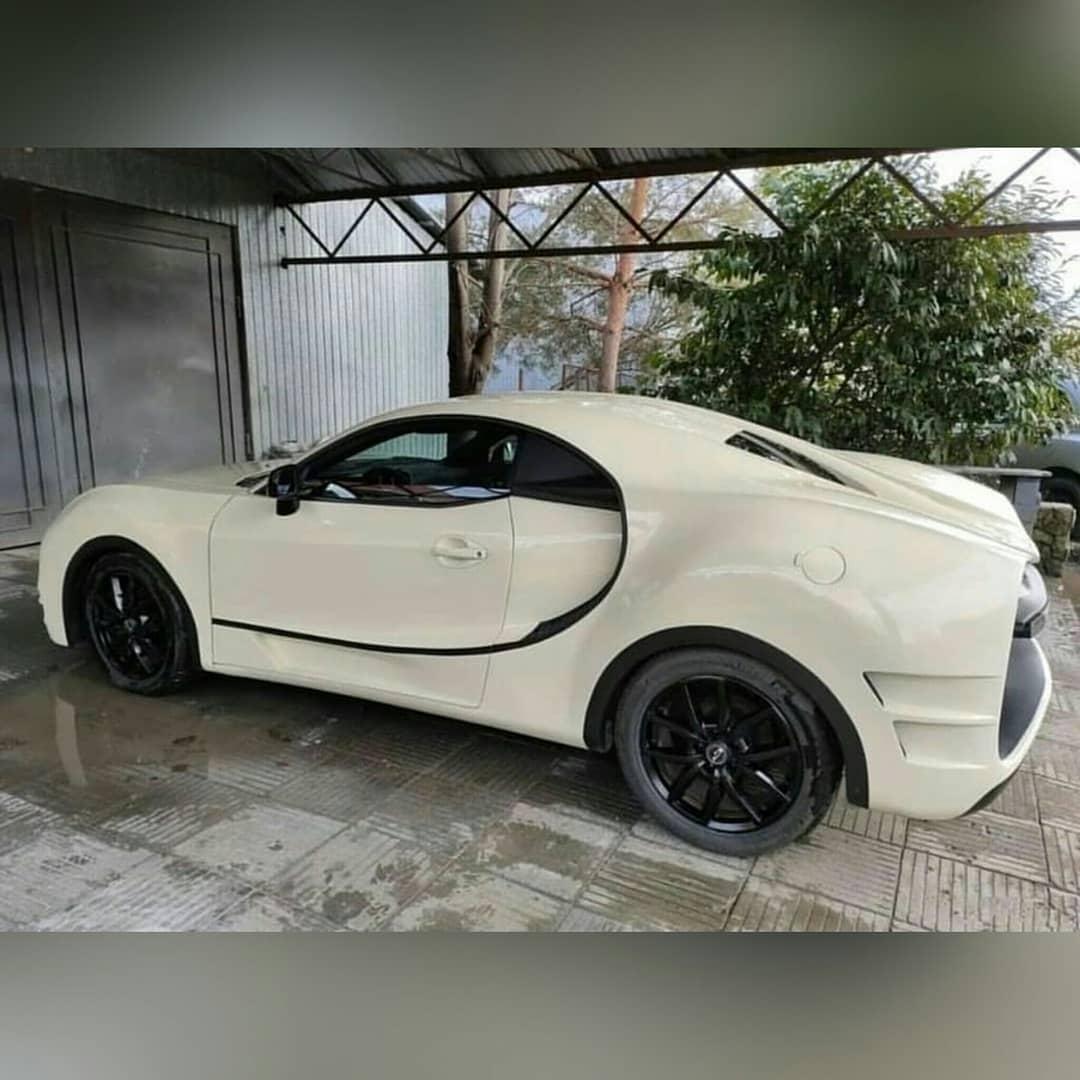 Bugatti Chiron Replica c-bar