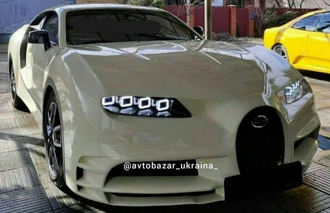 Balling on a Budget: Bugatti Chiron Replica for Sale in Ukraine at $20,000