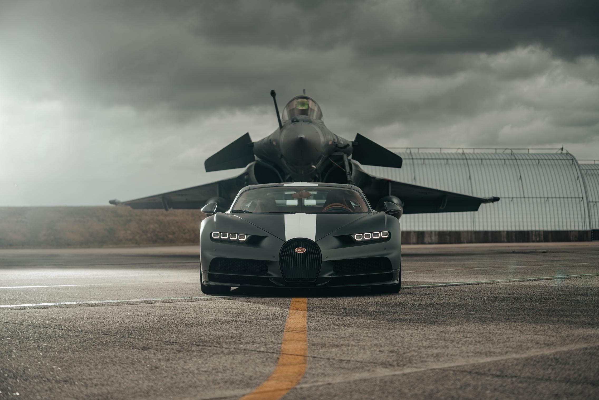 Bugatti Chiron Sport wallpaper