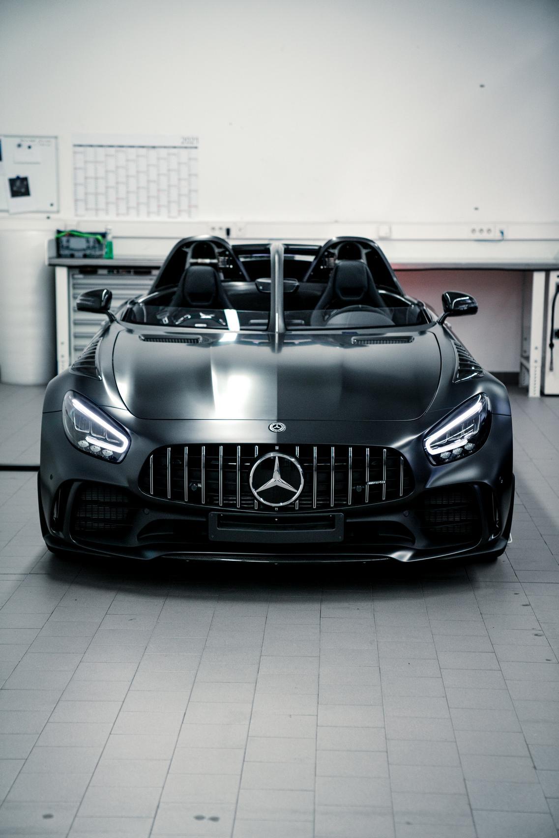 Bussink GT R Speedster black