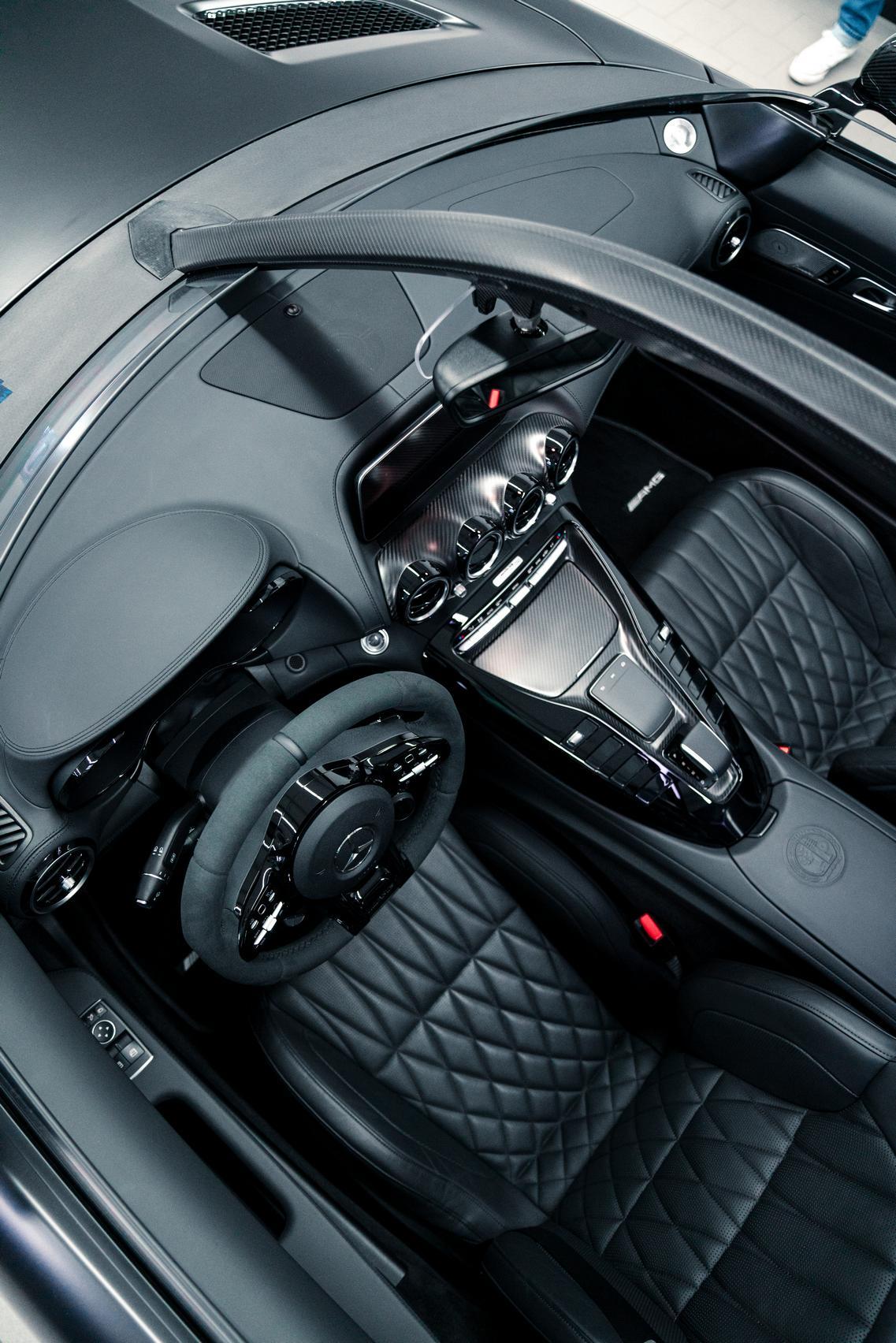 Bussink GT R Speedster seats
