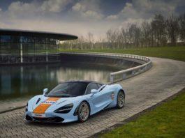 Gulf McLaren 720S price