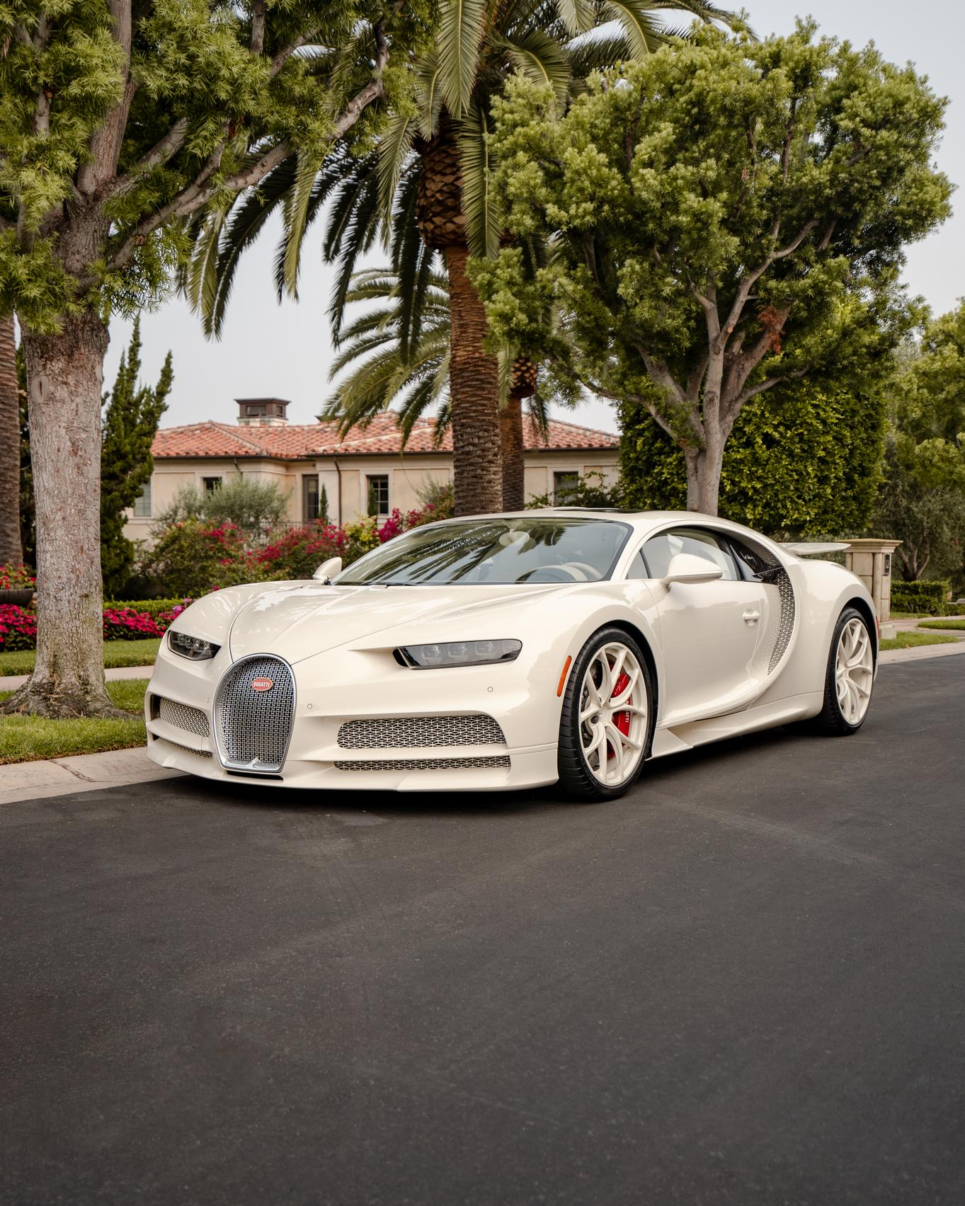 Hermes Bugatti Chiron wallpaper