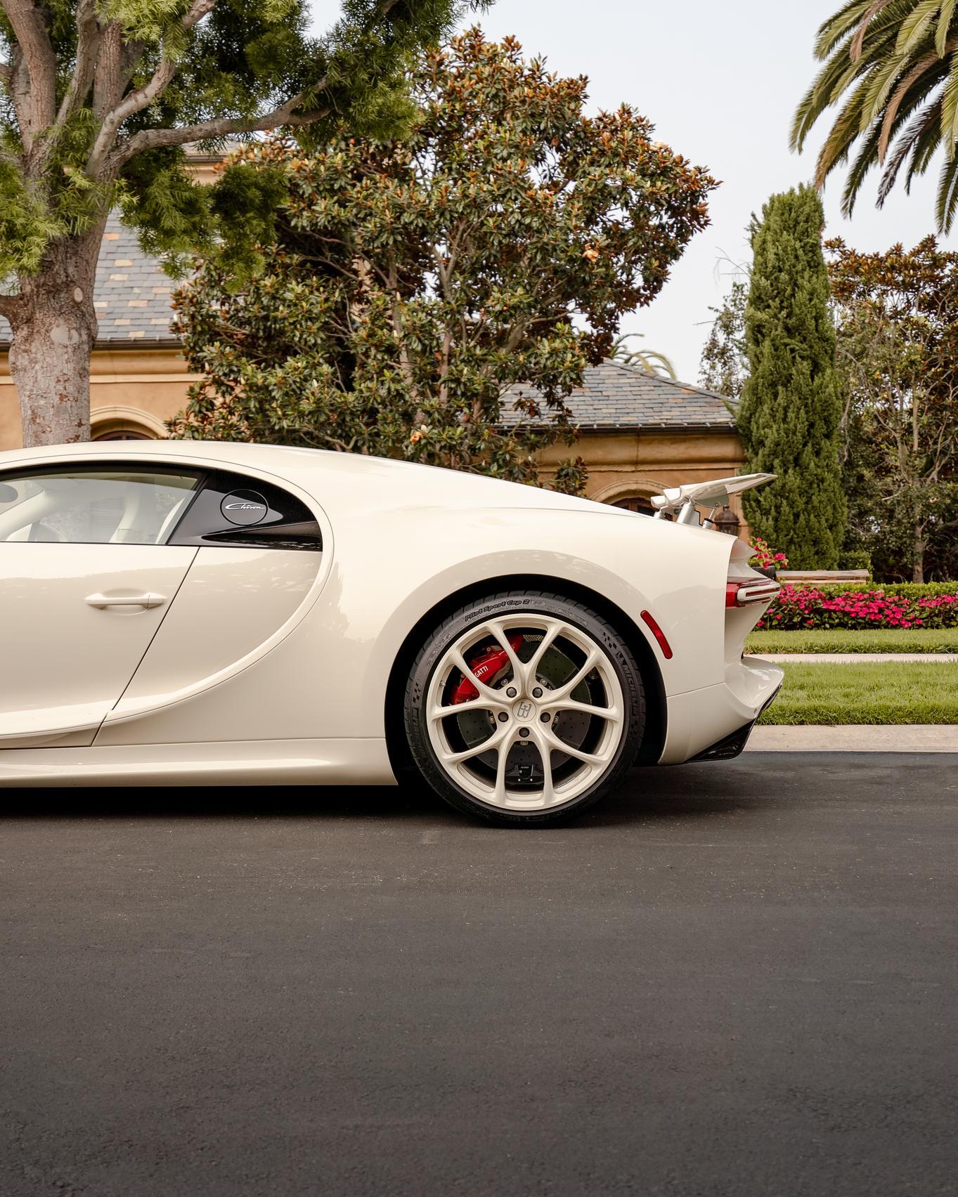 Hermes Bugatti Chiron wheels