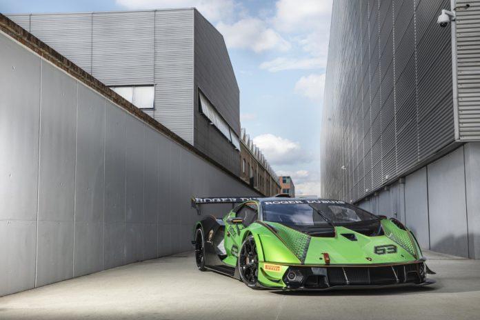 Lamborghini Essenza wallpaper