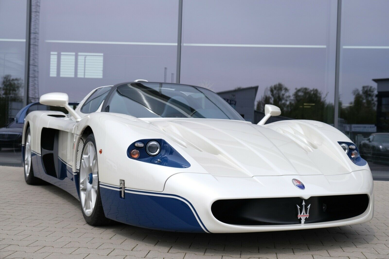 2006 Maserati MC12 For Sale – 1 of 50 Worldwide