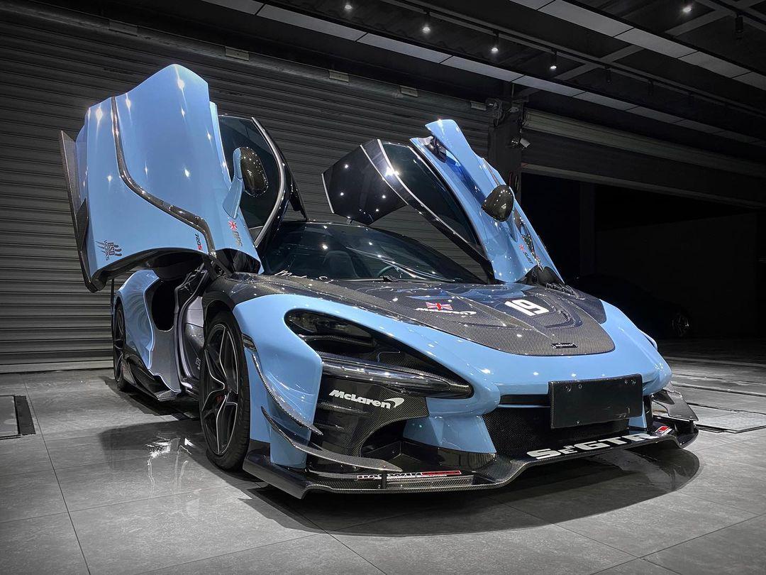 McLaren 720S Bodykit