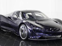 McLaren Speedtail for Sale