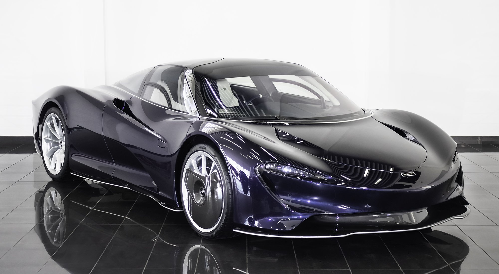 McLaren Speedtail for Sale in Dubai at $3.5 Million – 1 of 106 Worldwide