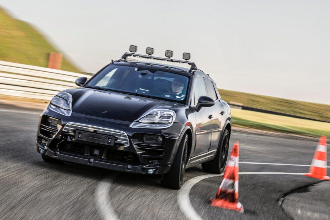 Porsche Macan Full Electric