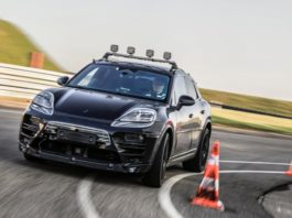Porsche Macan Full Electric