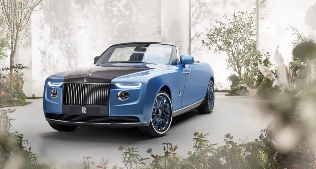 Rolls-Royce Boat Tail price
