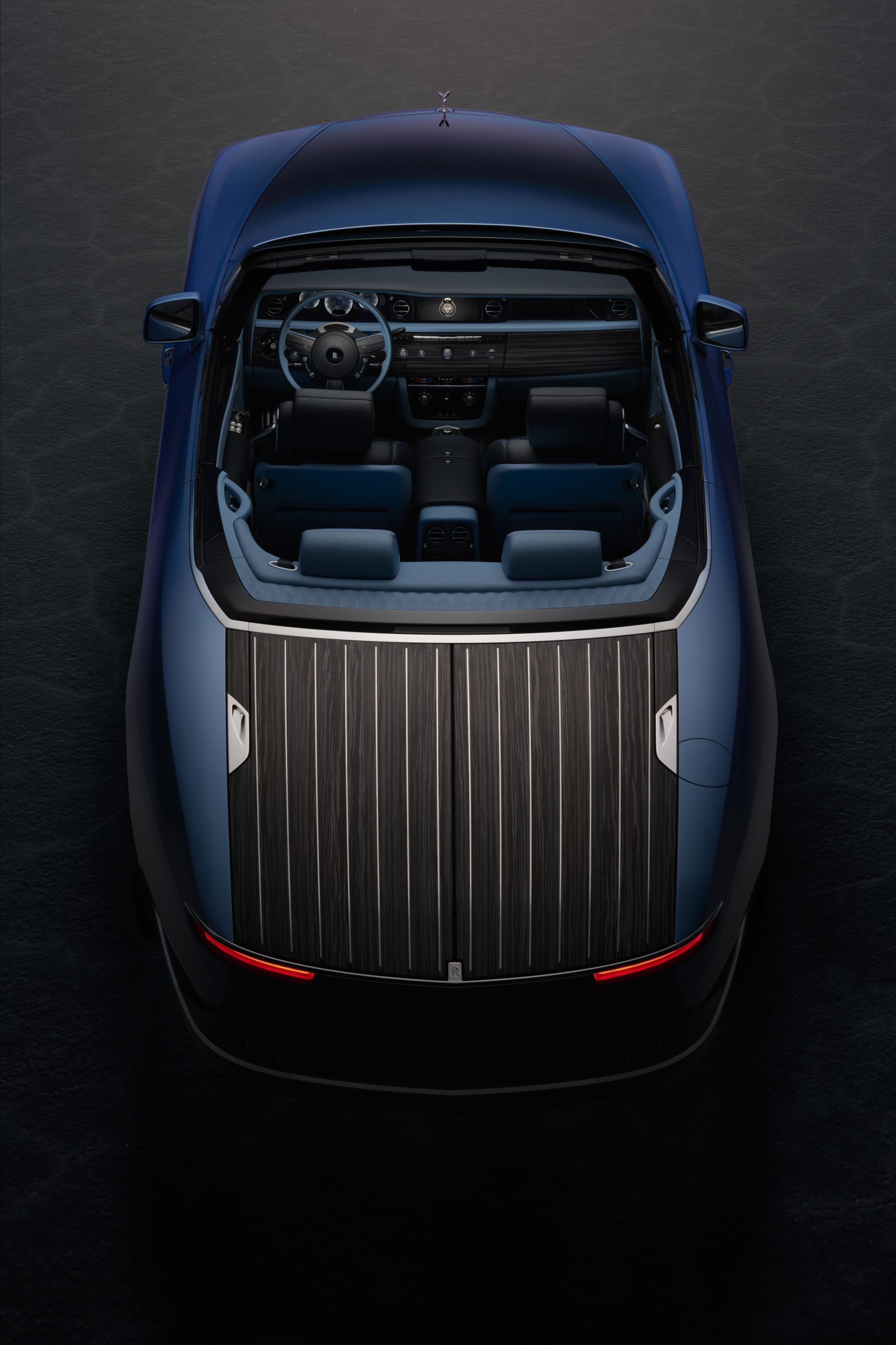 Rolls-Royce Boat Tail wallpaper phone