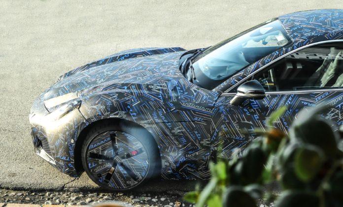 2022 Maserati GranTurismo wheels