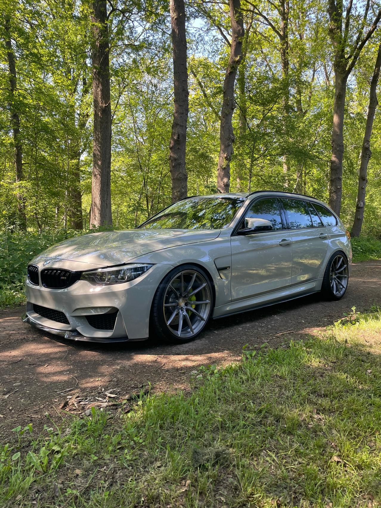 2018 BMW M3 CS Wagon