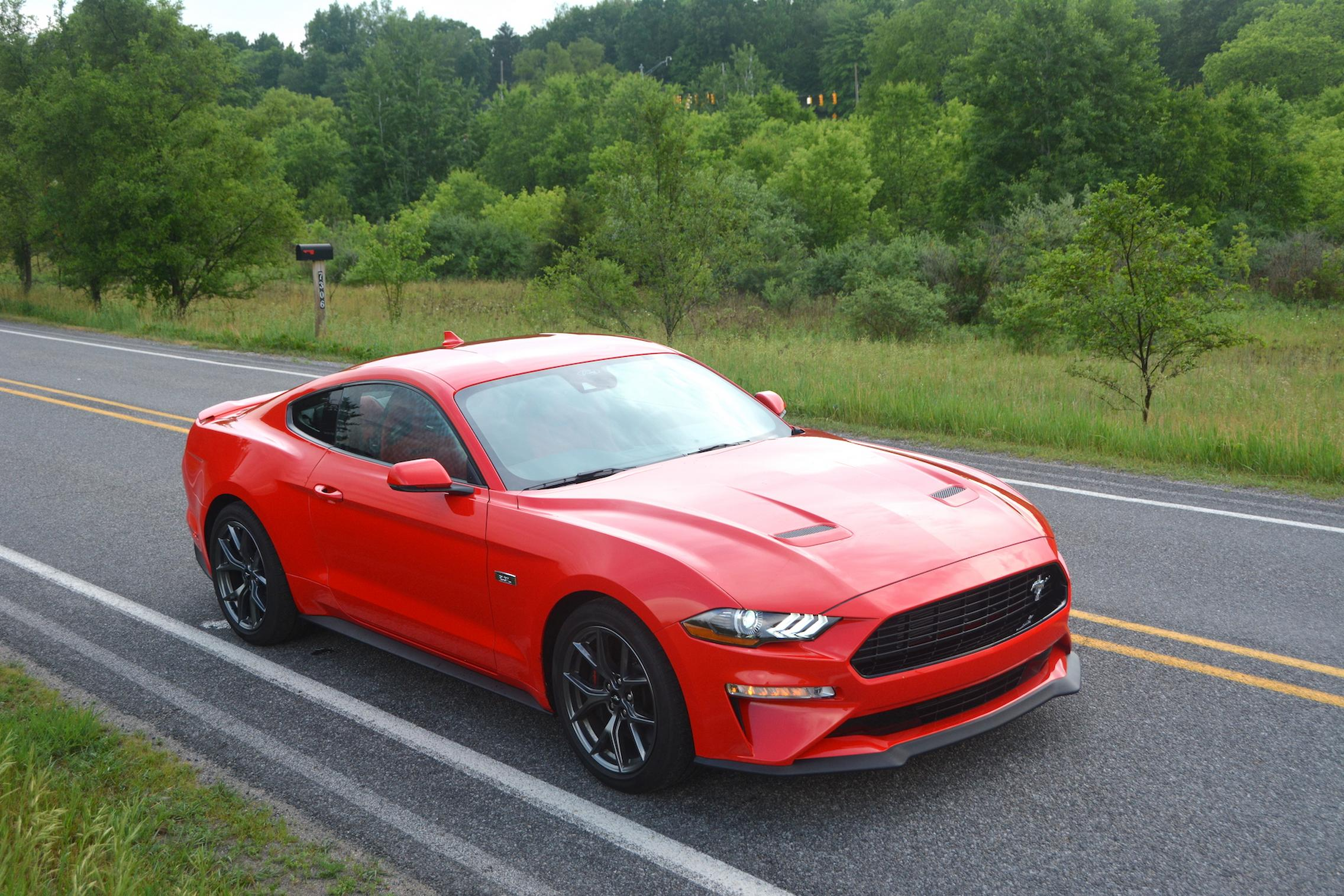2021 Ford Mustang EcoBoost review