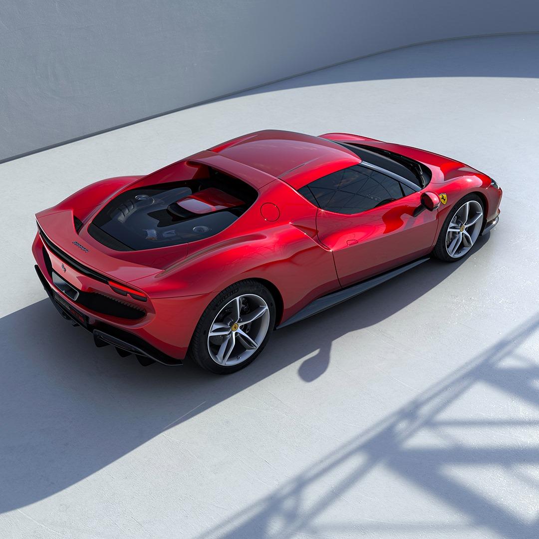 Ferrari 296 GTB Top