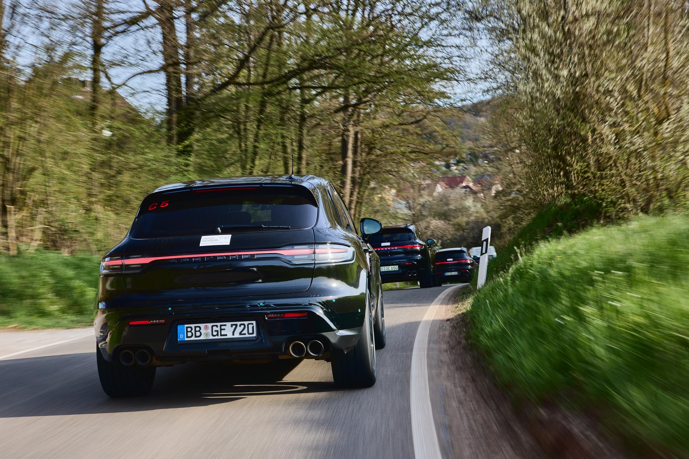 2022 Porsche Macan Facelift